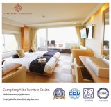 Commerical Hotel-Möbel mit dem Bettwäsche-Raum eingestellt (YB-O-45)