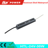 24V 1.25A 30W impermeabilizzano la lampadina flessibile della striscia del LED Htl