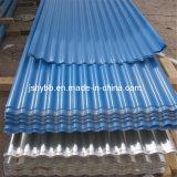 Galvanisiertes gewölbtes Stahlblech-Zink-überzogenes gewölbtes Dach-Blatt