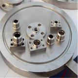 Adaptador posterior del tubo del borde del anillo del aluminio/del borde del tubo del carbón del carro pesado