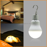 Lâmpada Exterior Solar lâmpada LED portátil Camping Tenda Light