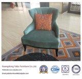 Nach Maß Hotel-Möbel mit dem Gewebe-Sofa eingestellt (YB-O-44)