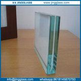 Sgpの浴室のドアのための安全な緩和された薄板にされたガラスシート
