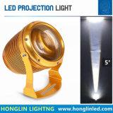Proiettore architettonico esterno di illuminazione 3W 5W