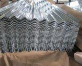 Az покрыло листы крыши волнистого железа толя металла в Нигерии
