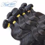 Оптовые дешевые китайские человеческие волосы девственницы объемной волны в большом части