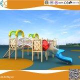 Exterior de diseño de buques equipos de juego para niños HX2501A.