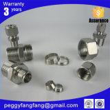 L'adaptateur hydraulique hydraulique de l'adaptateur Supplier/Ss de solides solubles 316 branchent vite les garnitures pneumatiques