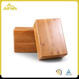 Кирпич йоги сделанный бамбука