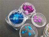Hearth & croix laser mixte Paillettes pour Nail Art et ongles Beauté Pearl Color Series 12 couleurs en 1Définir