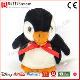 Stuk speelgoed van de Pluche van de Pinguïn van de bevordering het Giften Gevulde voor Jonge geitjes