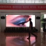 Afficheur LED polychrome d'intérieur du vidéo P2.5 de la publicité commerciale
