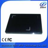 衣服管理のためのEPC C1g2のデスクトップUHF RFIDのカード読取り装置