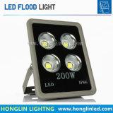 Proiettore del riflettore dell'indicatore luminoso di inondazione della PANNOCCHIA LED 200W 300W 400W 500W