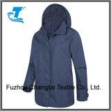 Горы 3 женщин в 1 водонепроницаемую куртку и внутренняя подкладка из флиса куртка