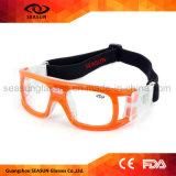 青年高品質のバスケットボールのサッカーのフットボールのスポーツの乗馬の目の安全ガラス