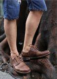 Hola Formal marrón Zapatos Zapatos de cuero para hombres