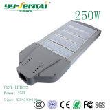 Qualidade elevada de 50W/250W luz de rua LED