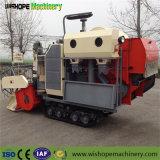 4lz-1.2個人的な使用の手動タンクが付いている小型コンバイン収穫機