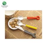 Viajes de silicona cuchara tenedor cuchillo con la herramienta Forma