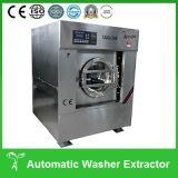 Моющее машинаа оборудования прачечного гостиницы CE Xgq 15-100 Kg промышленное