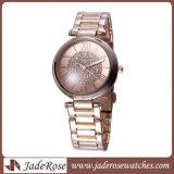 Bussiness Form-Armbanduhr-Legierungs-Uhr-Dame Uhr