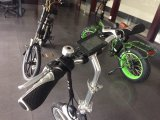 منخفضة خطوة [هي بوور] عال سرعة مدينة كهربائيّة يطوي درّاجة