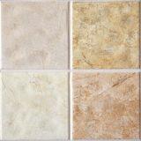 Mattonelle di pavimento di ceramica lustrate delle mattonelle della porcellana per la stanza da bagno delle mattonelle di pavimento