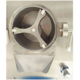 Grosse Kapazität italienische Gelato harte Eiscreme-Mischer-Maschine