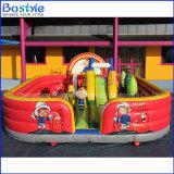 楽しみ都市運動場の子供のための膨脹可能な遊園地