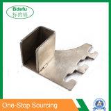 Metallquadratisches Rohr Bracekt passender Halter