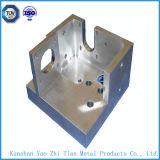 La Chine l'usinage de précision fraisage CNC, des pièces composant mécanique de pièces