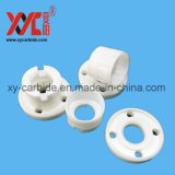 Muffe di ceramica di Sic delle componenti del carburo di silicone