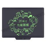 """Fonction de l'écran LCD et Memo Pads Style écrit Tablette LCD 20"""""""