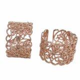 2017 Ring 925 van de Juwelen van de Verkoop van de Gift van de Bevordering Hete Speciale Zilveren Duidelijke (R10969)