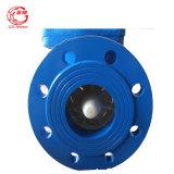 Medidor de água material revestido Epoxy de Wm da turbina do ferro de molde