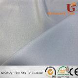 Chiffon de RPET reciclado de papel crepé/vestido/tela ecológica