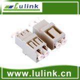 El mejor adaptador óptico de fibra del precio con simplex del milímetro