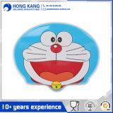 La melamina, Plato con el logotipo de Doraemon