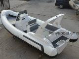 Hypalon Liya 7,5 m costela costela Militar de barcos infláveis barco para venda
