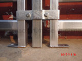 заводская цена 1,5 M*1.1 м оцинкованной овец панелей со средним стяжку (XMR67)