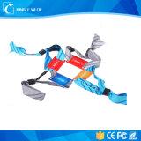 Brazaletes y pulseras RFID de nylon