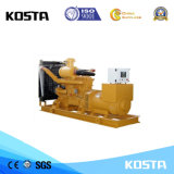 Автоматический генератор 400kVA Шанхай тепловозный с низким Nosie