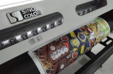 Machine d'impression dissolvante d'imprimante de grand format de l'imprimante à jet d'encre Sinocolorsj-740 d'imprimante d'Eco