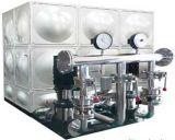 Lzw Geen Negatieve Druk en verhoogt de Directe Fabriek van de Apparatuur van de Druk van het Water