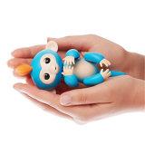 La personne remuante interactive de doigt de 2017 gosses de cadeau neuf de Noël joue le singe de bébé