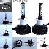 새로운 RC H1 Csp 단 하나 광속 LED 차 헤드라이트