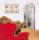 FUJI ascenseur en verre pour utilisation à domicile de levage