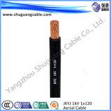 Обшитый Al Screened/PE Insulated/PVC/кабель компьютера/аппаратуры