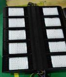 Meno proiettori 150lm/W dello stadio dell'assorbimento di corrente di energia 1000W LED per le porte hanno frantumato